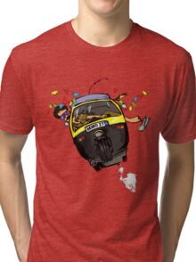 India Rickshaw : Mind IT Tri-blend T-Shirt