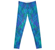 Healing Summer Garden  Leggings