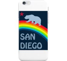 San Diego - California. iPhone Case/Skin