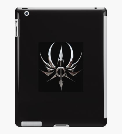 Dark Blade Sect iPad Case/Skin