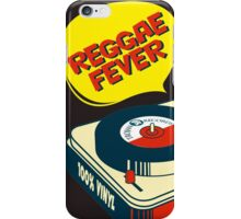 REGGAE FEVER iPhone Case/Skin