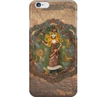 Steampunk Adventurer iPhone Case/Skin