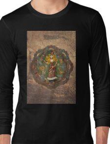 Steampunk Adventurer Long Sleeve T-Shirt
