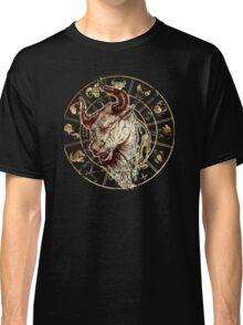 Zodiac Taurus Classic T-Shirt