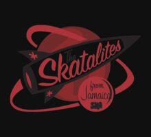 The Skatalites One Piece - Short Sleeve
