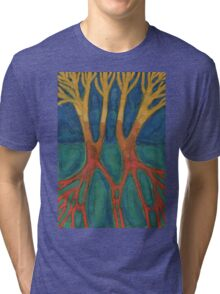 Beginning Of Common Road Tri-blend T-Shirt