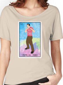 PEPE EL TORO Women's Relaxed Fit T-Shirt