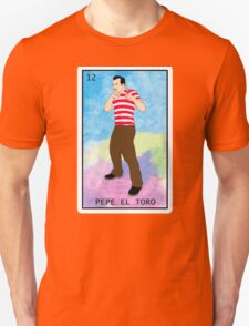 PEPE EL TORO Unisex T-Shirt