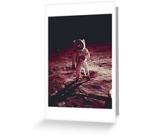 astronaut#3 Greeting Card