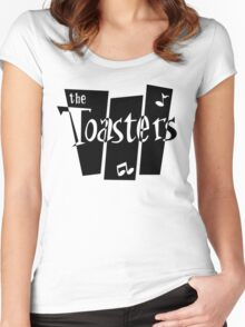 2Tone : The Toasters Women's Fitted Scoop T-Shirt