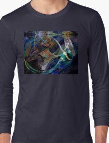 The Education of a Goddess Long Sleeve T-Shirt