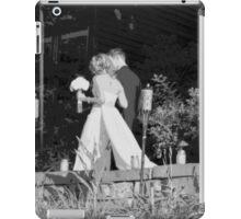 Here comes the bride... iPad Case/Skin