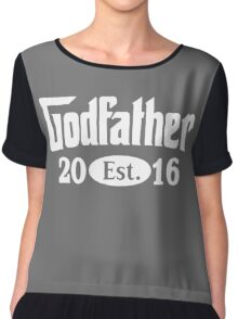 Godfather 2016 Chiffon Top