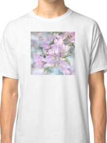 SPRING BLOSSOMS SQUARE FORMAT Classic T-Shirt
