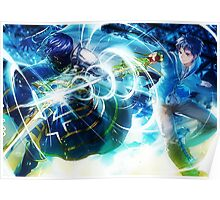 Tokyo Mirage Sessions #FE - Itsuki & Chrom Poster