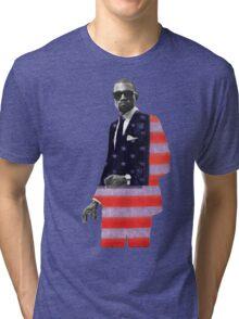 Kanye West for president Tri-blend T-Shirt