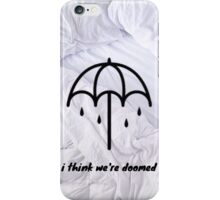 That's The Spirit - Doomed Covers iPhone Case/Skin