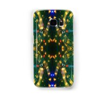 Crown Lights Samsung Galaxy Case/Skin