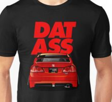 CIVIC DAT ASS Unisex T-Shirt