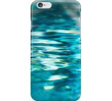 Shimmering Blue Water Ocean Sea Lake Pool Ripples iPhone Case/Skin