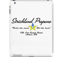 Strickland Propane iPad Case/Skin