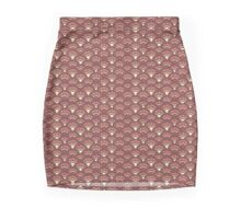Fall Spice Mini Skirt
