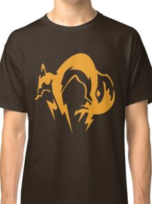Metal Gear Fox Unit Art Classic T-Shirt