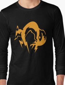 Metal Gear Fox Unit Art Long Sleeve T-Shirt