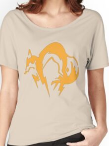 Metal Gear Fox Unit Art Women's Relaxed Fit T-Shirt