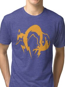 Metal Gear Fox Unit Art Tri-blend T-Shirt