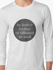 c'mon skinny love Long Sleeve T-Shirt