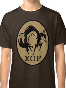 Metal Gear XOF Unit Art Classic T-Shirt