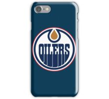 Edmonton Oilers iPhone Case/Skin