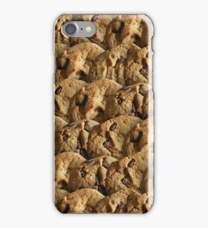 Chocolate Chip Bliss iPhone Case/Skin