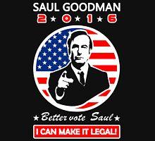 Saul Goodman for President - 2016 Unisex T-Shirt