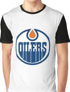 Edmonton Oilers Graphic T-Shirt