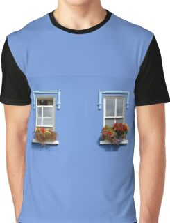 Window decorations in Dingle - Ireland Graphic T-Shirt