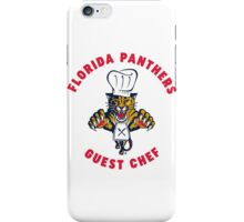 florida phanters iPhone Case/Skin