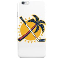 florida panthers iPhone Case/Skin