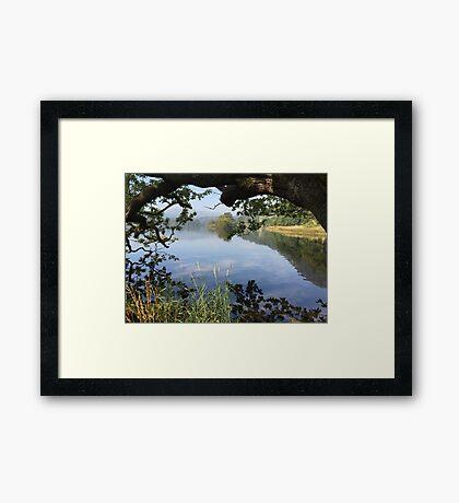 Derwent Water, Lake District National Park, UK Framed Print