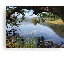 Derwent Water, Lake District National Park, UK Canvas Print