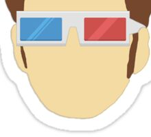 Doctor Well - Tenth Doctor Sticker