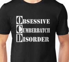 Obsessive Cumberbatch Disorder Unisex T-Shirt