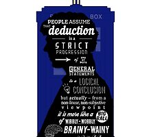 Wholock - A Study in Deduction by logosandpathos