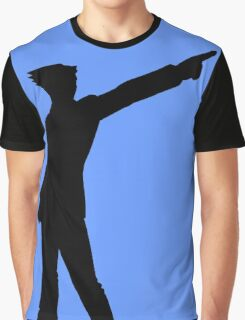 The Ace Attorney Graphic T-Shirt