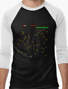 Centipede Men's Baseball ¾ T-Shirt