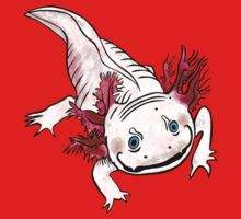 Adorable Axolotl One Piece - Long Sleeve