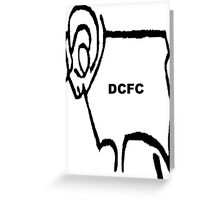 Derby FC Greeting Card