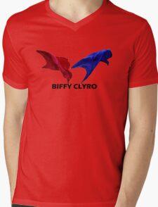 Biffy Clyro - Only Revolutions Mens V-Neck T-Shirt