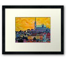 Cobh IV, Cork, Ireland Framed Print